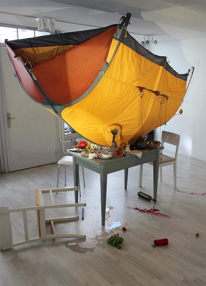 Part 1 - installation view